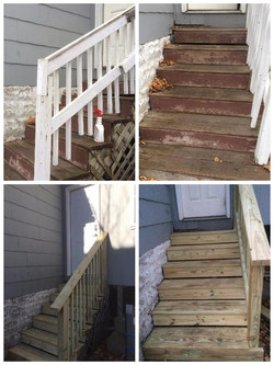 Stair Replacement