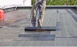 étanchéité d'un toit terrase