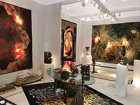 Restauration tapisseries et tableaux.JPG