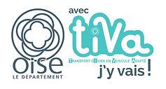 LOGO DU SERVICE TIVA DEPARTEMENT DE L'OISE