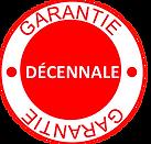 Logo de garantie décennale