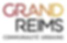 logo de la communauté urbaine de rand reims