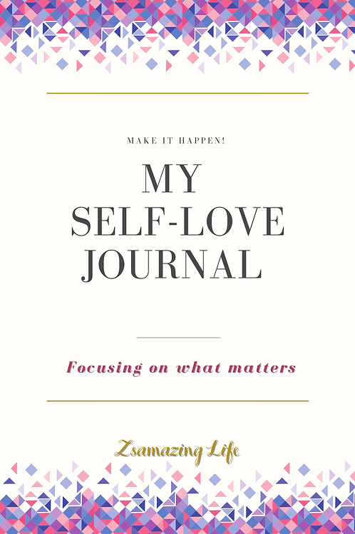 My Self-Love Journal