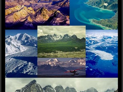 Aerial Alaska