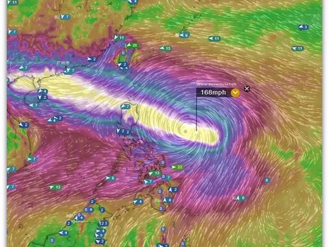 Super Typhoon Magkhut