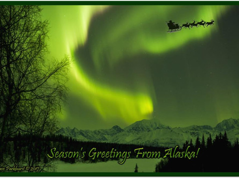 Season Greetings from The Alaska Collection