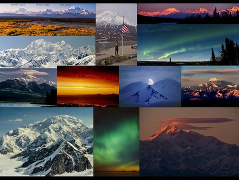 Alaska Range Denali
