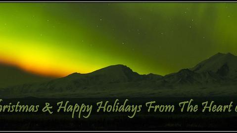 Merry Christmas Alaskan Style!