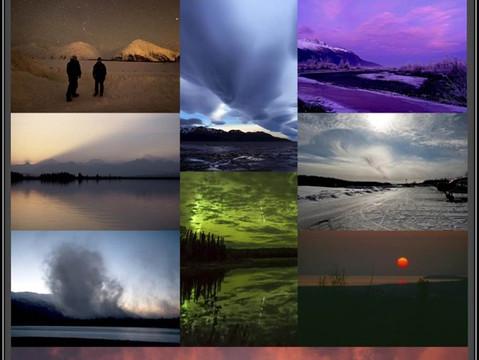 Alaskan Skies II