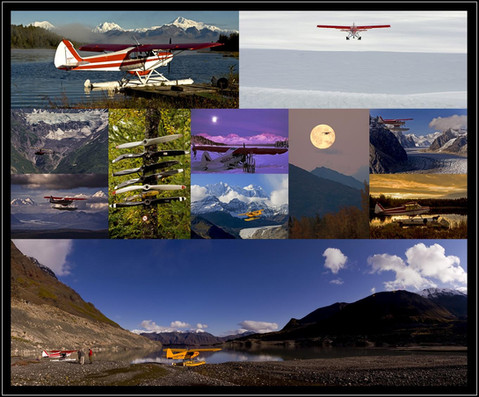 Aerial Alaska II