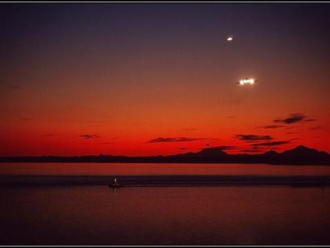 Solar Midnight
