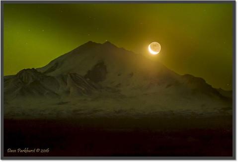 2.5 Second Shot-12,010 Ft Volcanic Mtn - Mt Drum