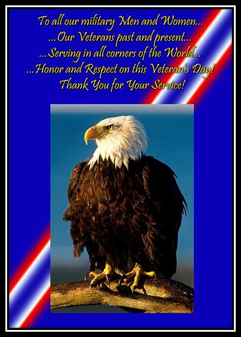 Alaskan Veteran's Day 2020