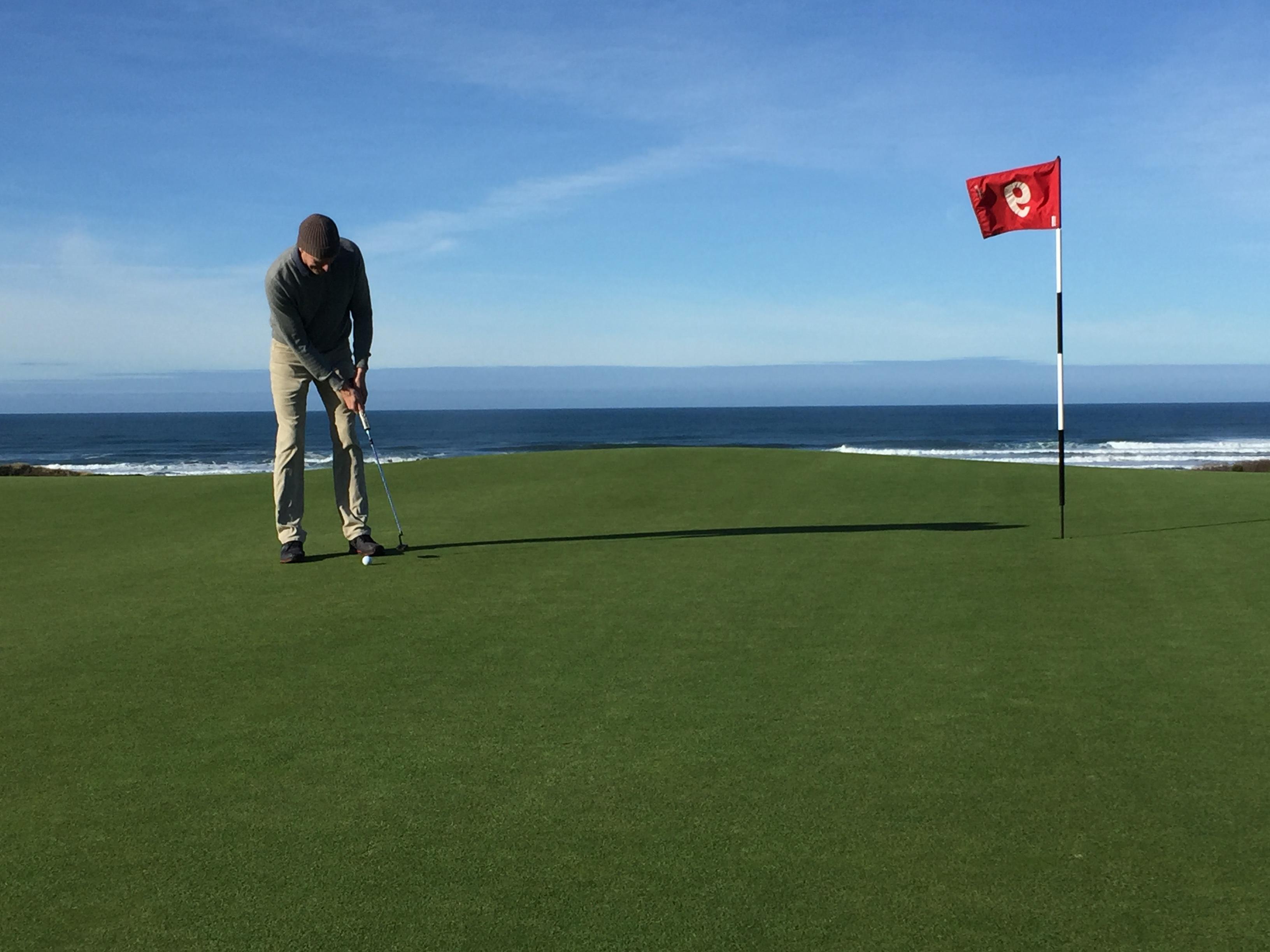 Seawinds Estate Golfing