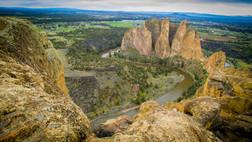 View from Misery Ridge Trai