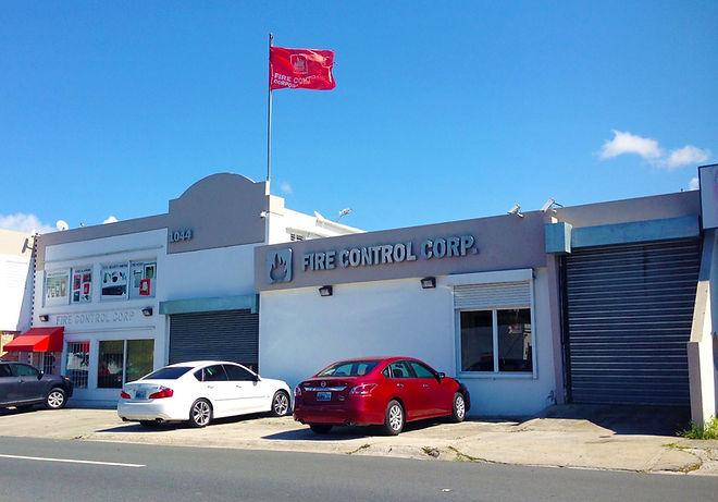 Fire Control Corp., San Juan, Puerto Rico