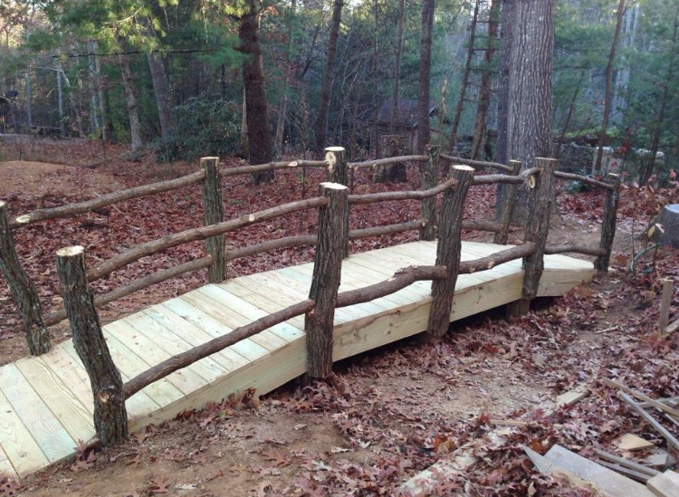 Custom Footbridge