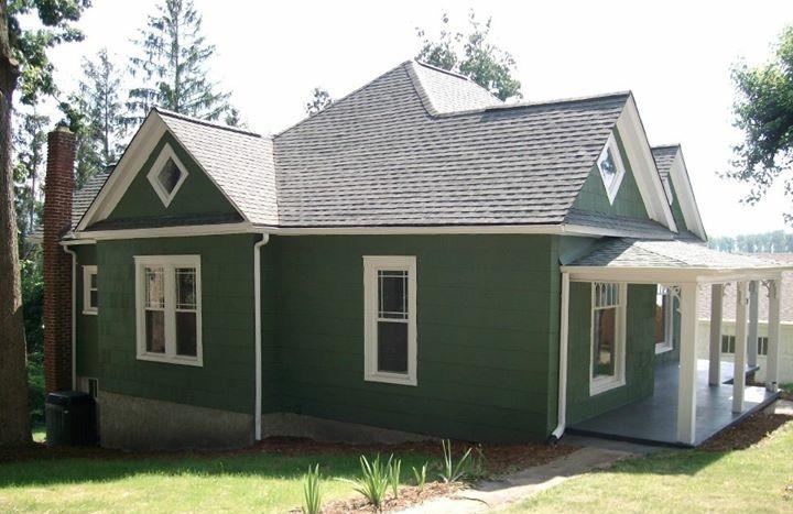 Fresh House Paint