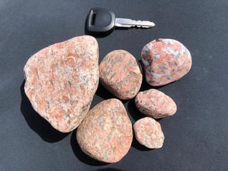 Granite rose