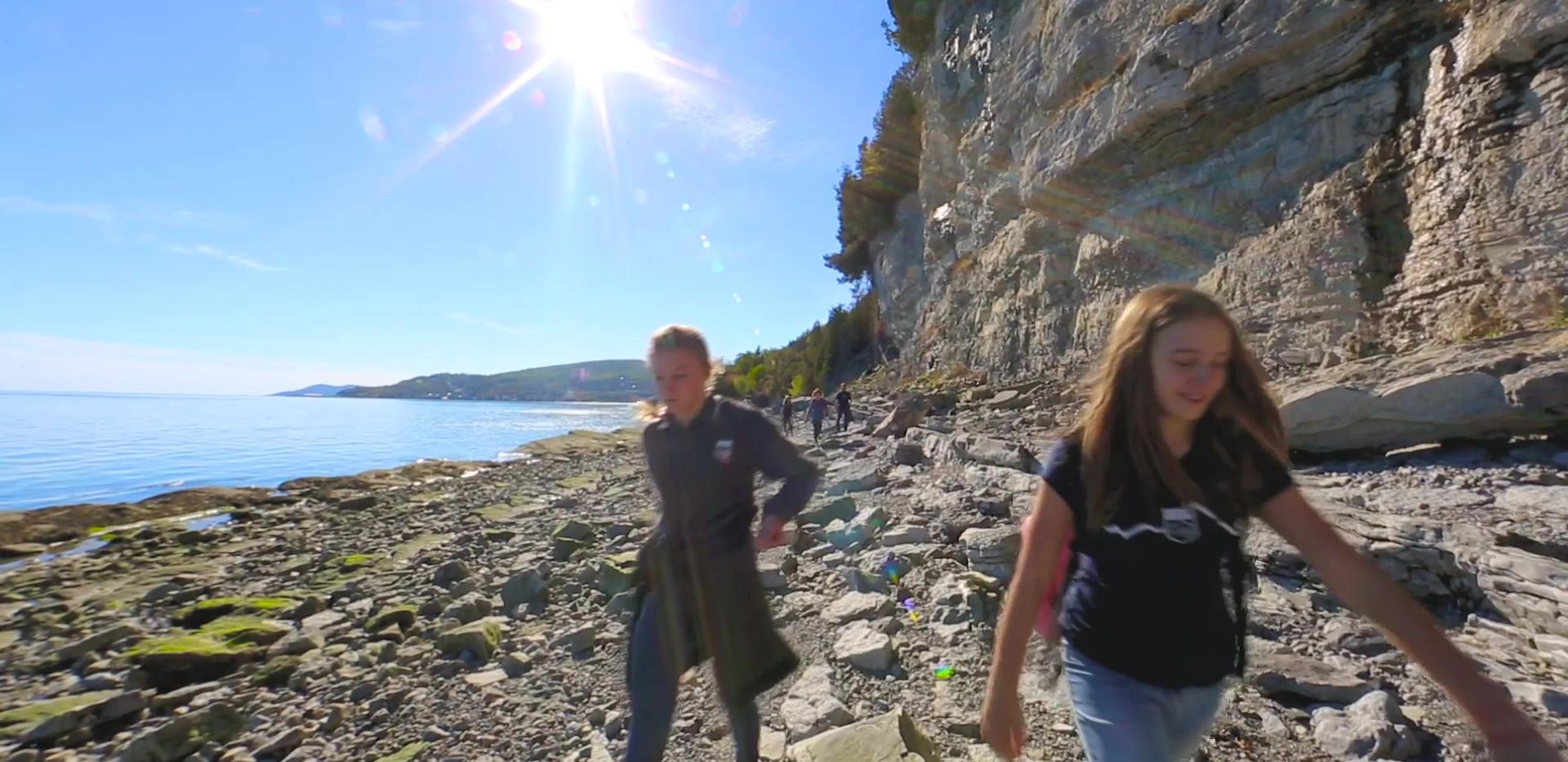 Excursion Géologique