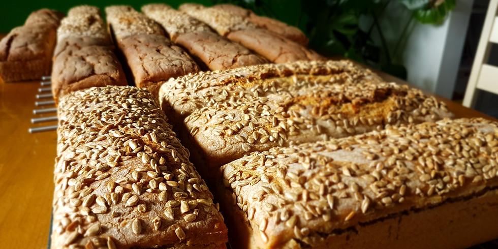 Multiseed bread / Chleb wieloziarnisty