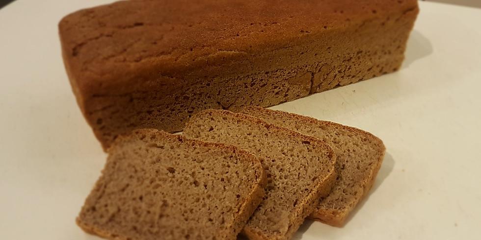 Rye bread / Chleb żytni