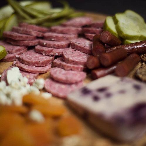 Grassfed beef summer sausage