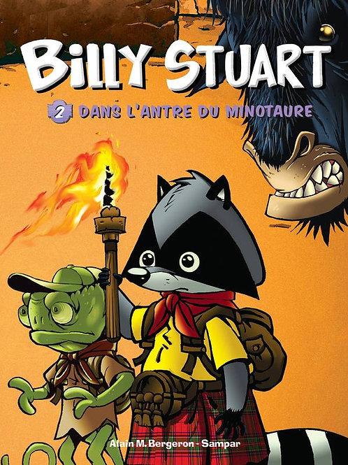 Billy Stuart  Dans l'antre du minotaure