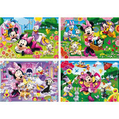 Supercolor Puzzle Minnie