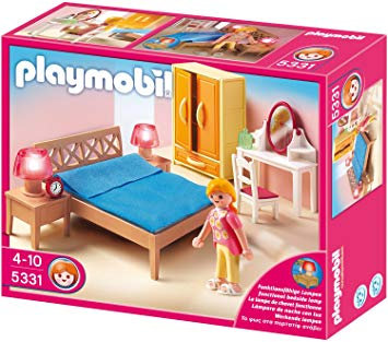 Playmobil - 5331 - Chambre des parents
