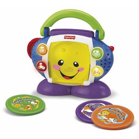 Le jouet musical lecteur CD