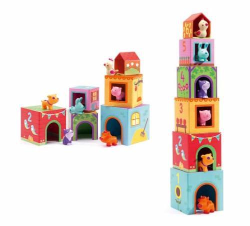Cubes Topanifarm