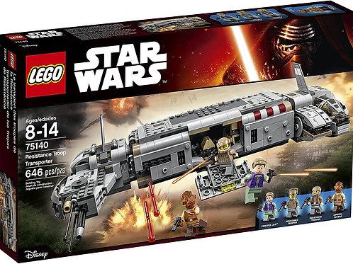 Lego Star Wars Navette de la Générale Leia Organa 75140