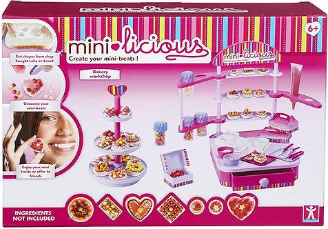 Atelier de boulangerie Mini-Licious