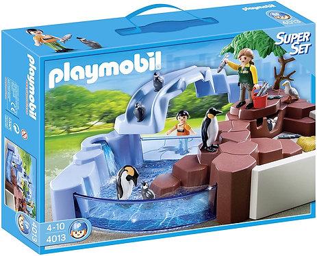 Playmobil 4013 Bassin des pingouins
