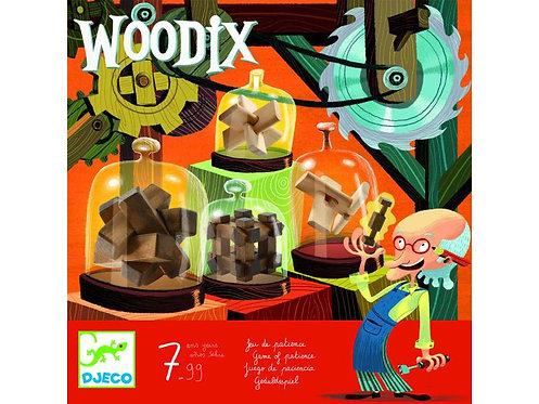 Jeu de casse-tête Woodix