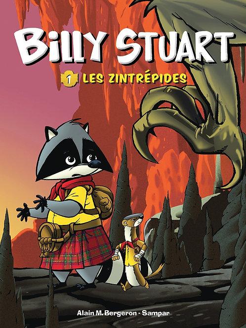 Billy Stuart  Les zintrépides