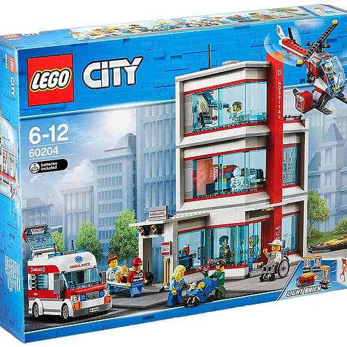 LEGO City 60204 L'hôpital
