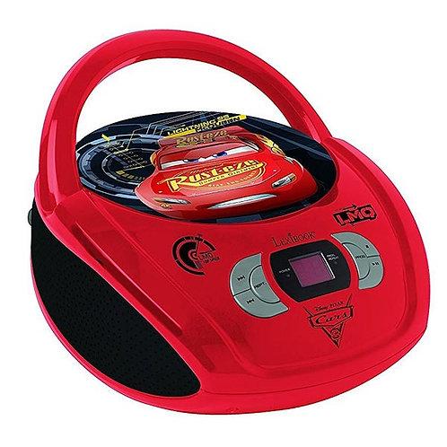 Cars - Radio lecteur CD