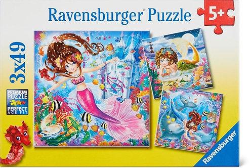 Sirènes Puzzles