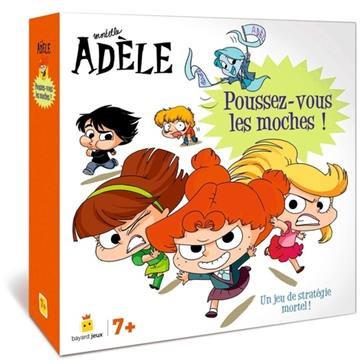 Jeu Mortelle Adèle : Poussez-vous les moches !