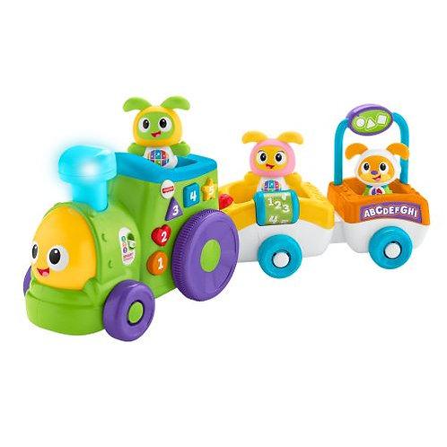Le train de BeBo et ses amis