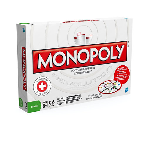 Monopoly - édition Suisse