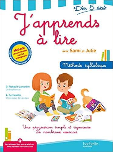 'apprends à lire avec Sami et Julie