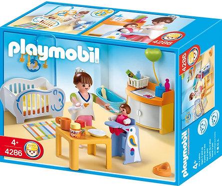 Playmobil 4286 - Chambre de bébé