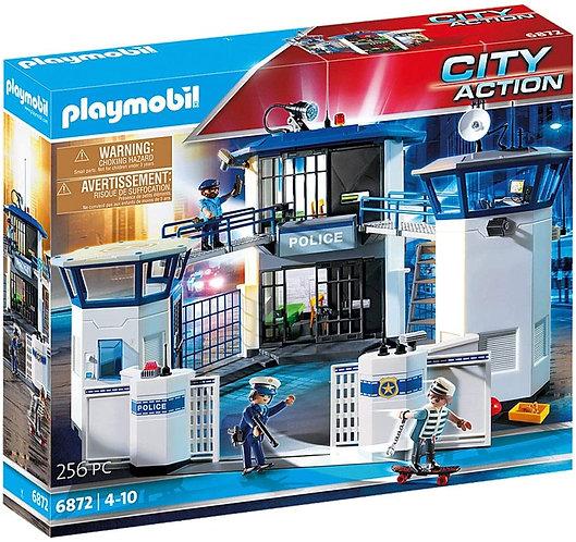 Playmobil Commissariat de police avec prison 6872