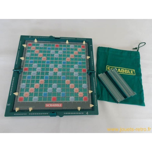 "Scrabble de voyage ""Luxe"""