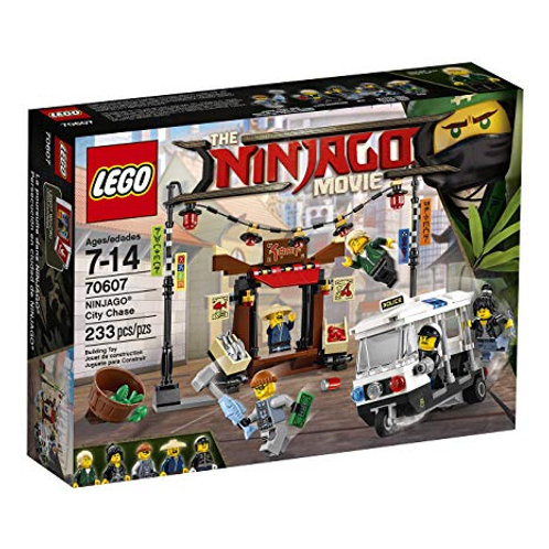 The ninjago movie - lego 70607