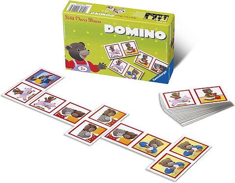 Domino Petit Ours Brun