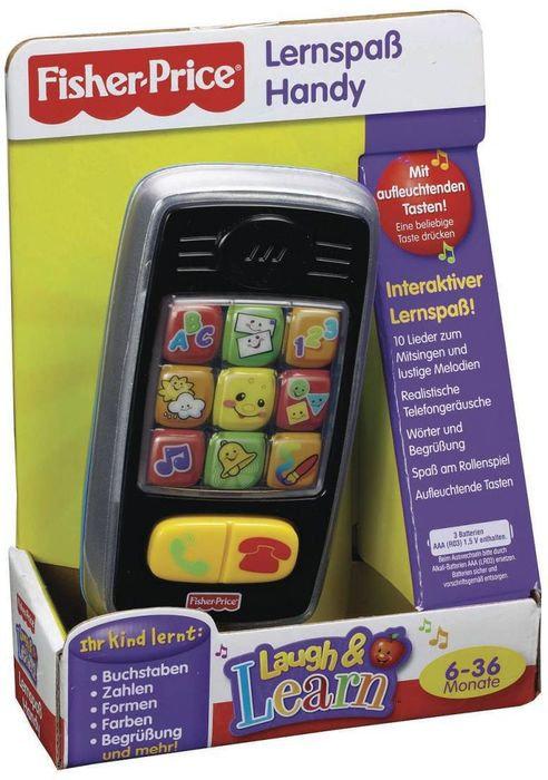 "Téléphone portable ""Laugh and Learn"""
